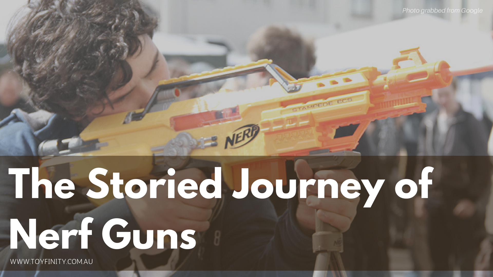 ... different Nerf guns but now is the good time to arm yourself with its  history and how they grew to become so popular today.